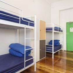 Hump Backpacker Room